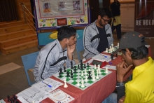 GNX-CPA Open Chess Team Championship